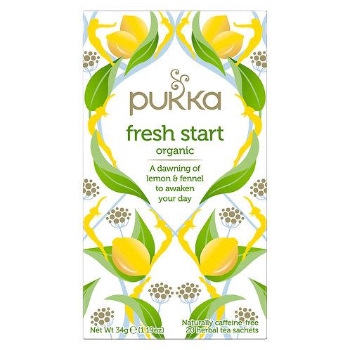 Pukka - Fresh Start te