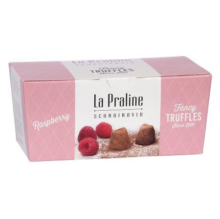 La Praline - Trøfler bringebær