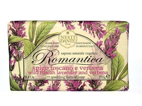 Nesti Dante - Lavendel & Verbena såpestykke