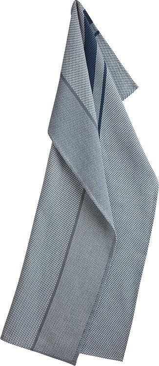 Georg Jensen Damask - Kjøkkenhåndkle Nors dusty blue