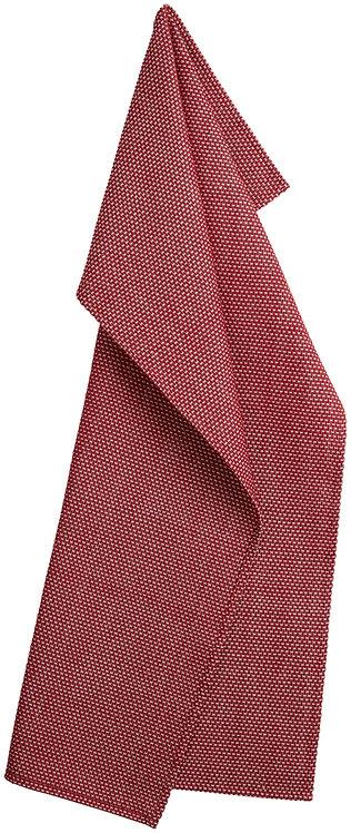 Georg Jensen Damask - Kjøkkenhåndkle Egypt deep red
