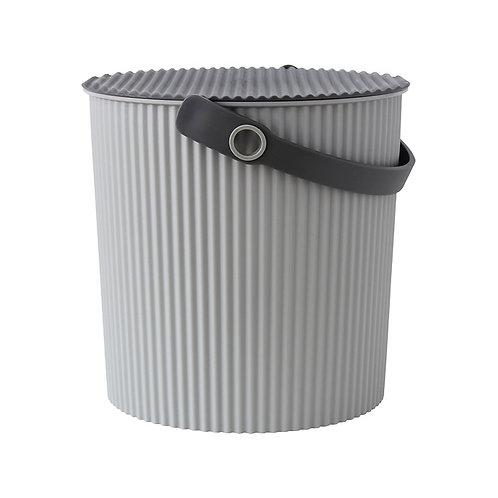 Hachiman Omnioutil - Bøtte stor 20L lys grå