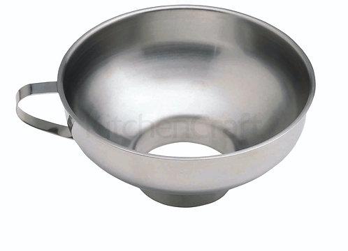 KitchenCraft - Syltetøytrakt stål