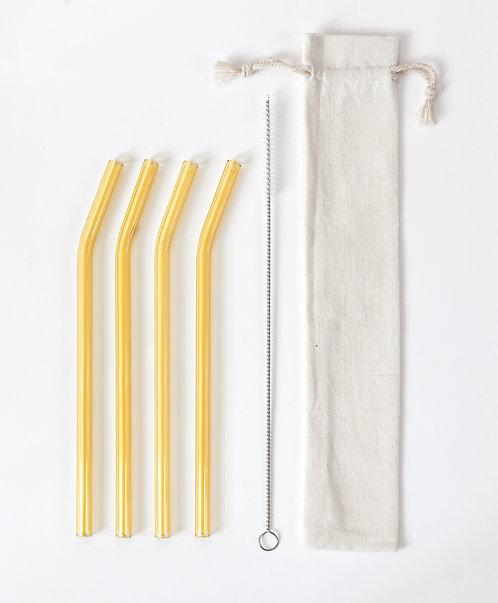 Concept Zero - 6pk valgfrie sugerør + linpose og piperens