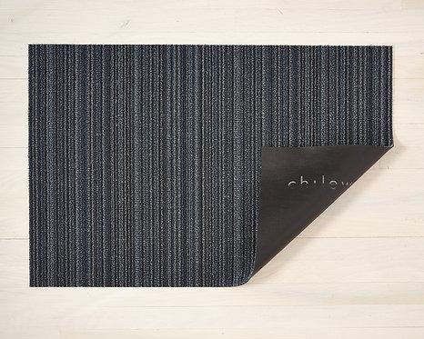 Chilewich - Dørmatte Blue 61x91cm