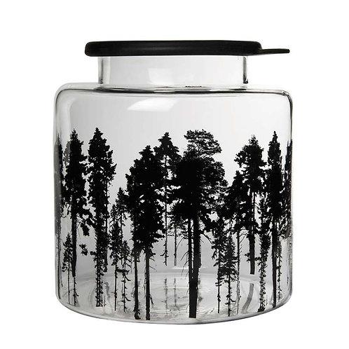 Muurla - Nordic skog glasskrukke