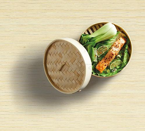 KitchenCraft - Bambus steamer 25,5cm