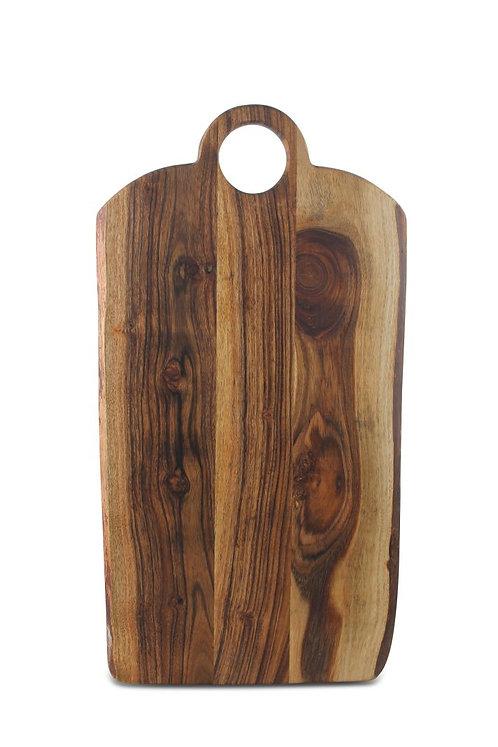 Stuff Design - Raw skjærebrett acacia 25x50cm