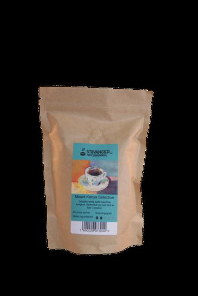 Stavanger Kaffebrenneri - AA Mount Kenya Selection  250g hele bønner