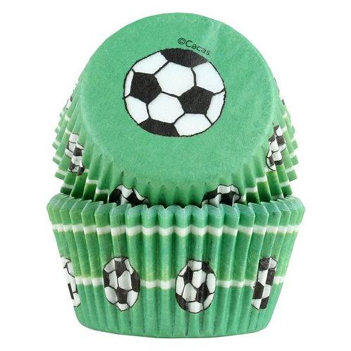 Cacas - Muffinsform fotball