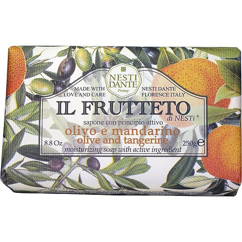 Nesti Dante -  Oliven & Mandarin såpestykke