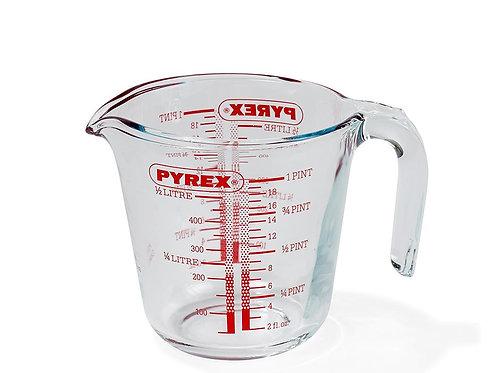 Pyrex - Målebeger glass 0,5L