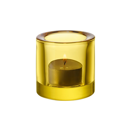 Iittala - Kivi telysholder lemon