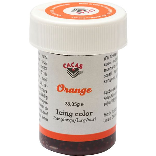 Cacas - Farge Oransje