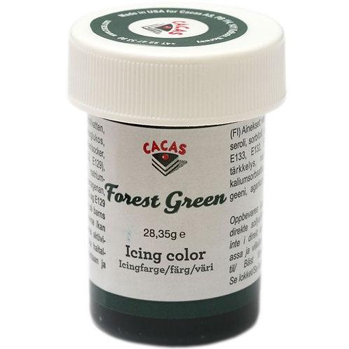 Cacas - Farge Skogsgrønn