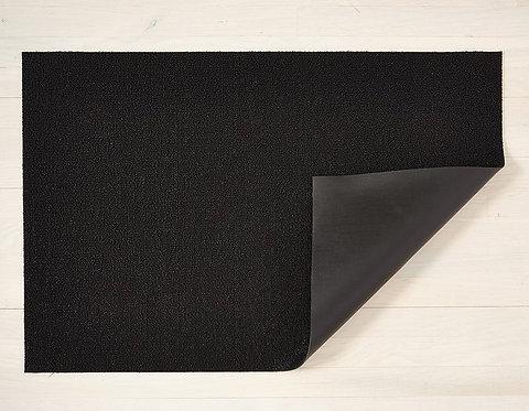 Chilewich - Dørmatte Solid Black 46x71cm