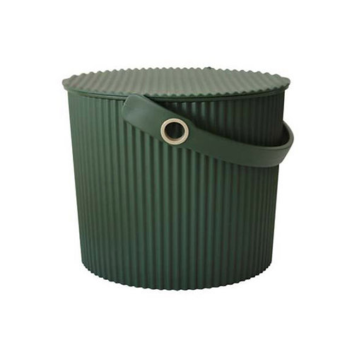 Hachiman Omnioutil - Bøtte mini 4L mørk grønn