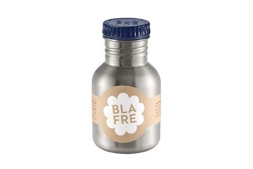 Blafre - Stålflaske 300ml marineblå