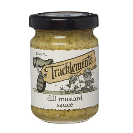 Tracklements - Dill mustard sauce