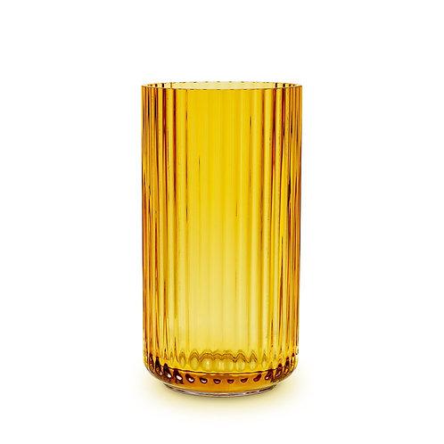 Lyngby - Vase Amber 20,5cm