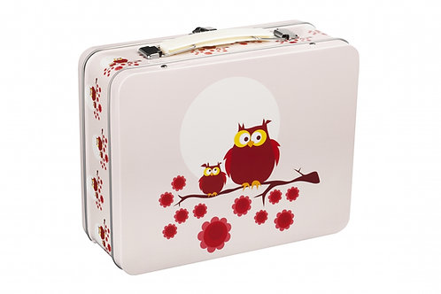 Blafre - Matboks koffert ugle