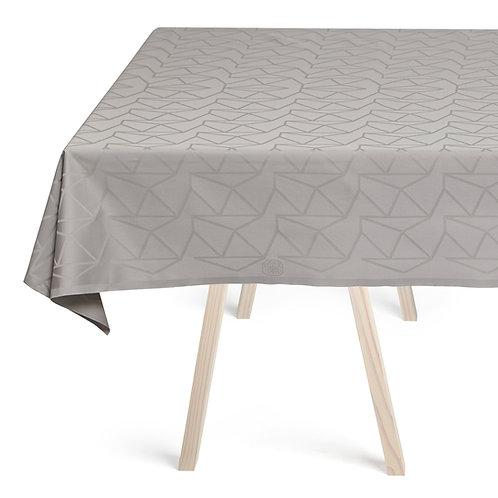 Georg Jensen Damask - Arne Jacobsen duk 165x350cm opal grey