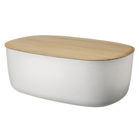 Rig Tig - Brødboks hvit
