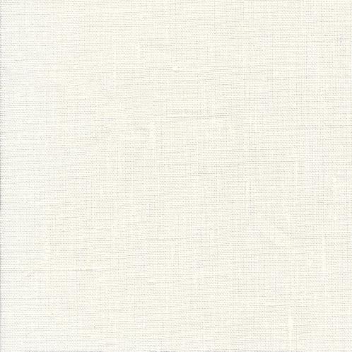 Au Maison - Voksduk metervare lin hvit