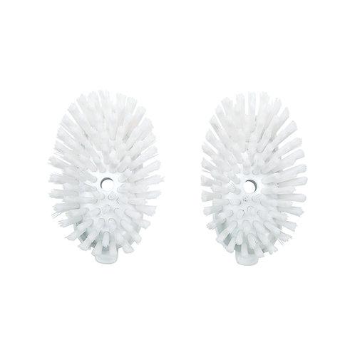 Oxo - Good grips børstehoder ovale 2pk