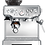 Thumbnail: Sage - The barista express baristamaskin / kaffemaskin