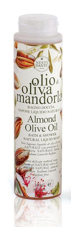 Nesti Dante - Mandel & Olivenolje dusjsåpe