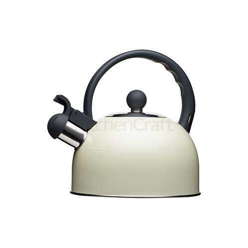 KitchenCraft - Plystrekjele 1,4L krem