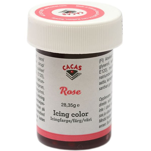 Cacas - Farge Lys rosa