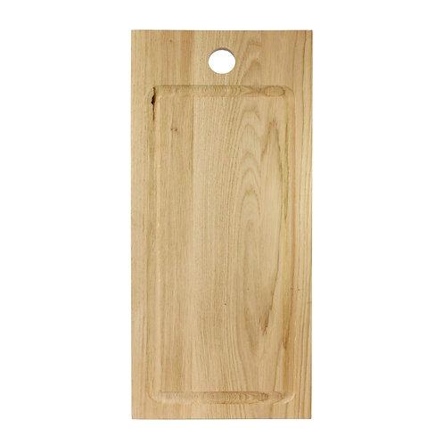 Modern House - Wood skjærebrett natur 45x20