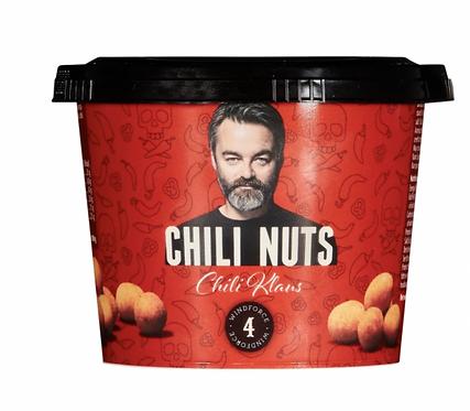 Chili Klaus - Chilinøtter