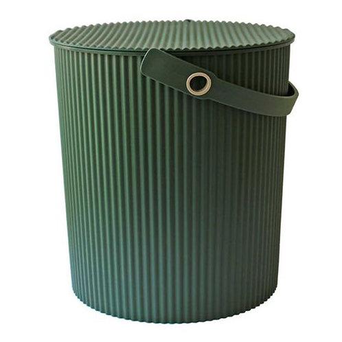 Hachiman Omnioutil - Bøtte stor 20L mørk grønn