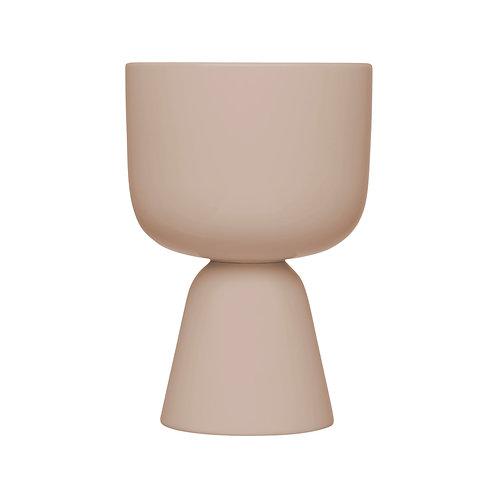 Iittala - Nappula potteskjuler beige 23x15,5cm