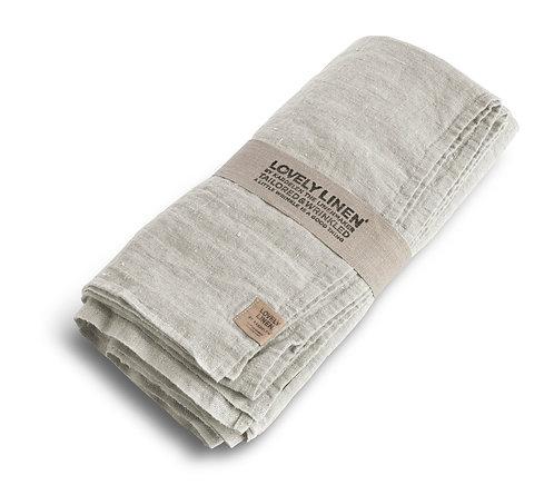 Lovely Linen - Duk lin 145x300cm Natural Beige