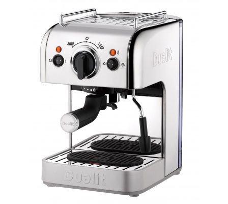 Dualit - 3-in-1 kaffemaskin / kapselmaskin