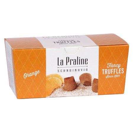 La Praline - Trøfler Appelsin