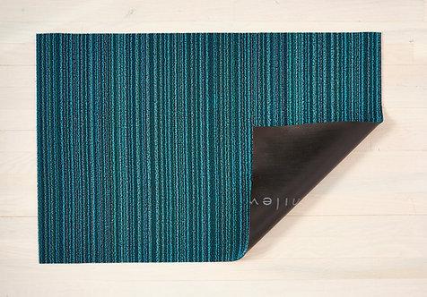 Chilewich - Dørmatte Turquoise 46x71cm