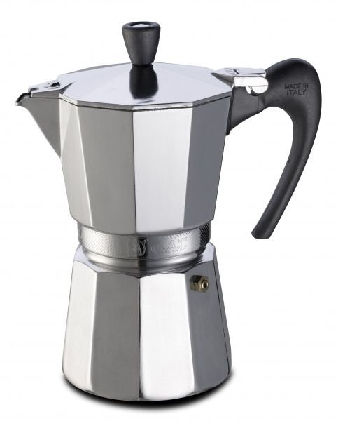 GAT - Espressokanne induksjon 9 kopper