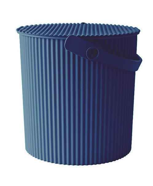 Hachiman Omnioutil - Bøtte mini 4L marineblå
