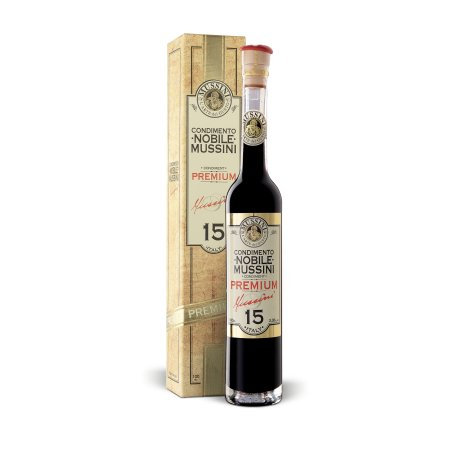 Casa Mussini - Balsamico Condimento Nobile Mussini Premium 15