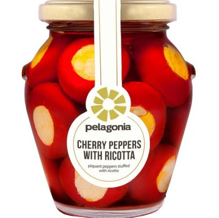 Pelagonia - Cherry Peppers with Ricotta