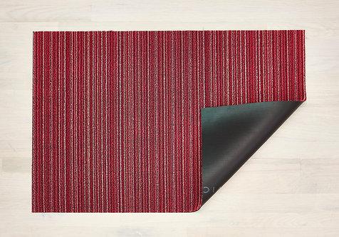 Chilewich - Dørmatte Raspberry 46x71cm