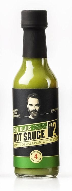 Chili Klaus - Hot sauce #2 jalapeno & tarragon
