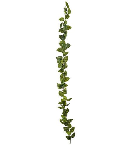 Mr. Plant - Kunstig girlander 180cm