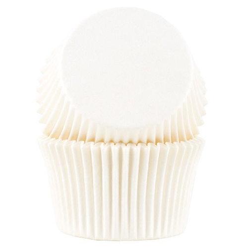 Cacas - Muffinsform hvit jumbo