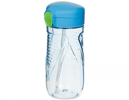 Sistema - Quick Flip vannflaske 520 ml assortert